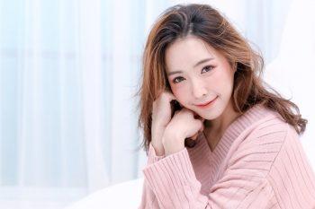Modelo del K-Beauty