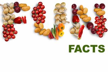 datos curiosos sobre comida