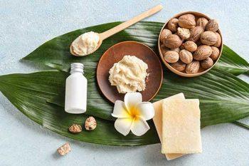 Manteca karité para el cuidado de la piel