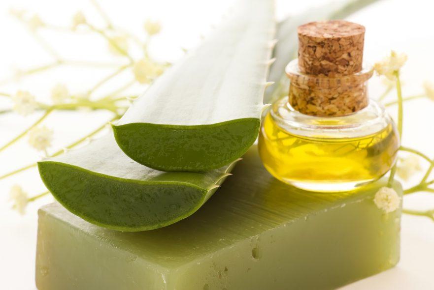 Beneficios del jabón natural de aloe vera