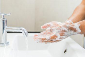 Historia del lavado de manos