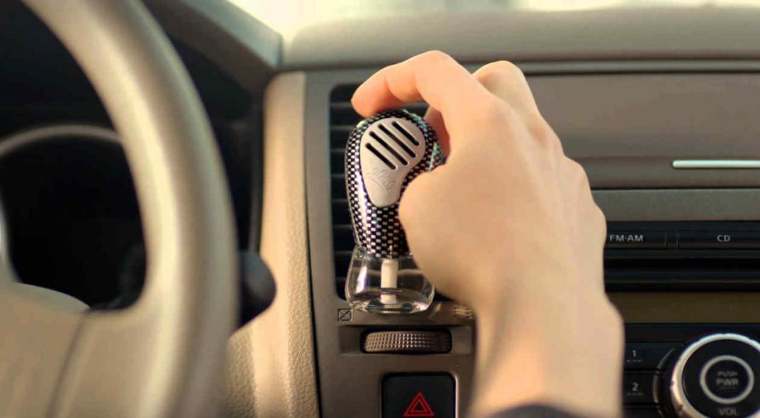 Los mejores aromatizantes para auto