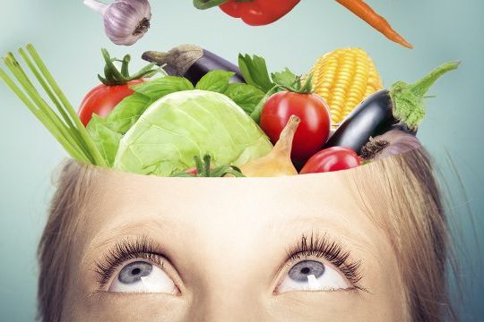 psicología de comer bien