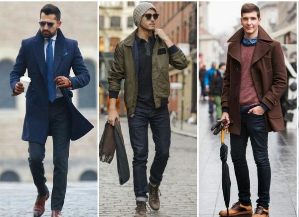 Consejos de estilo y moda de invierno para hombres