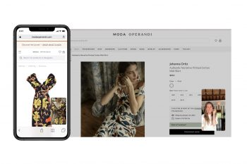 Moda Live, la plataforma en vivo de Moda Operandi
