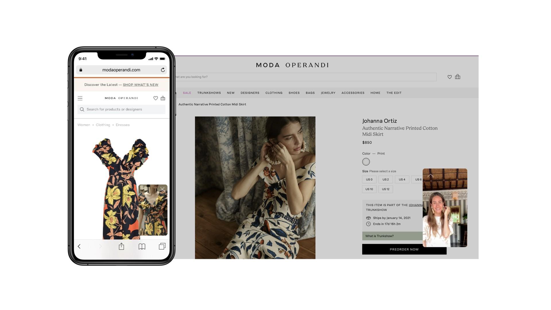 Por qué el streaming puede ser el futuro de las compras de lujo