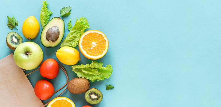 Trucos para comer saludable