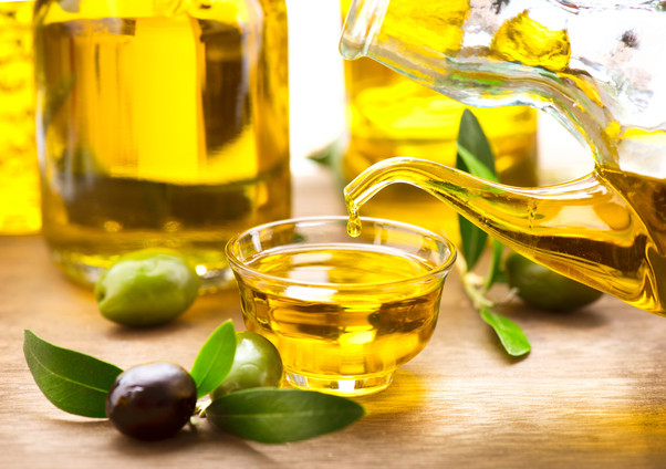 ¿Aceite de oliva o aceite de oliva extra virgen?