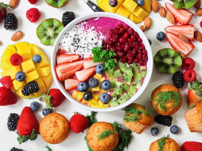 Dieta equilibrada La clave del éxito