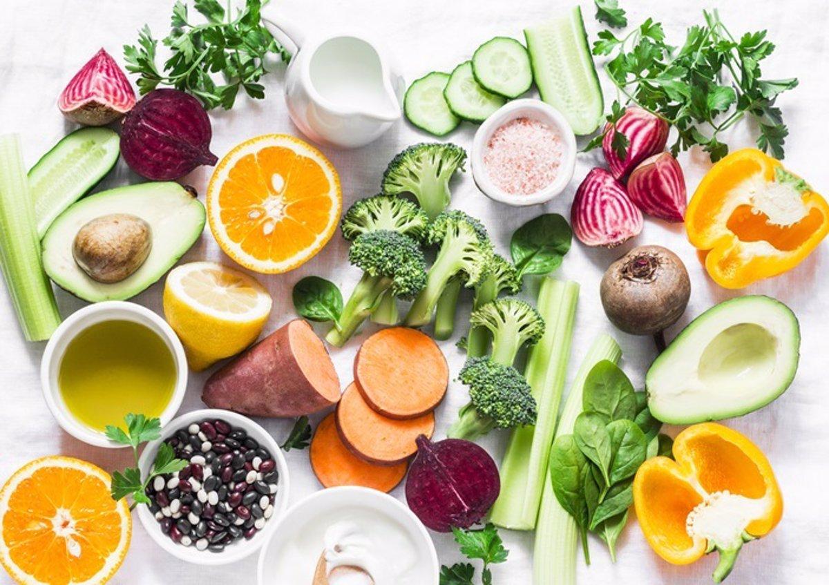 Una dieta equilibrada la clave del éxito