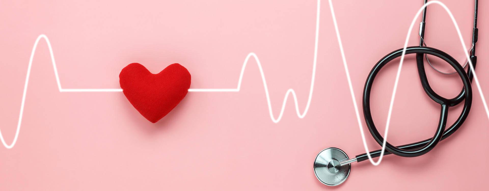 signos vitales y corazón saludable