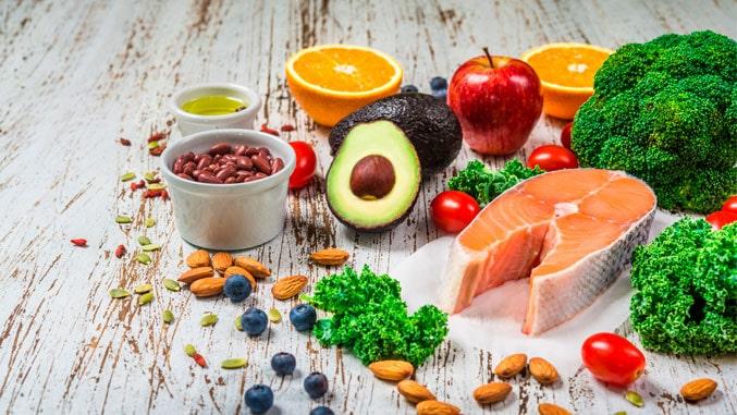 Antioxidantes en tus frutas y verduras