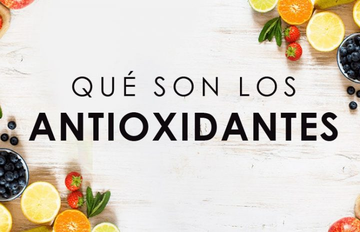Los antioxidantes en tus frutas y verduras