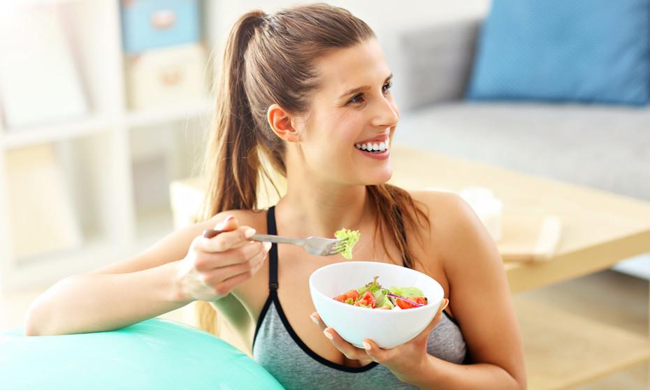 alimentación antes de entrenar