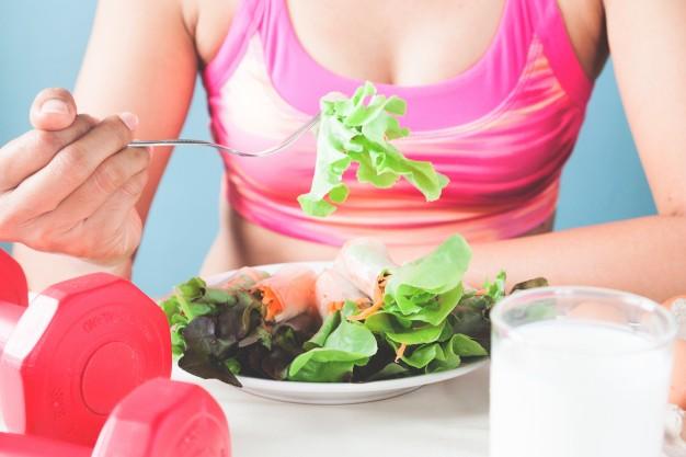Alimentación antes y después de entrenar