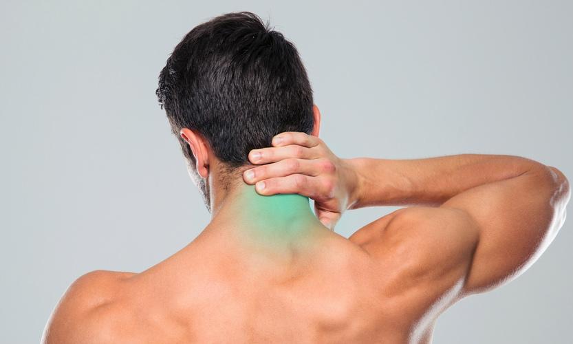 porque tienes dolor detrás del cuello