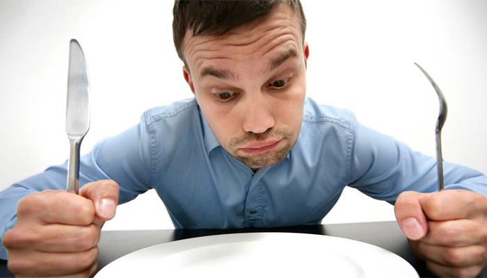 ¿Por qué siempre tengo hambre?