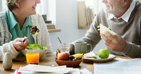 Deficiencias alimentarias en los mayores