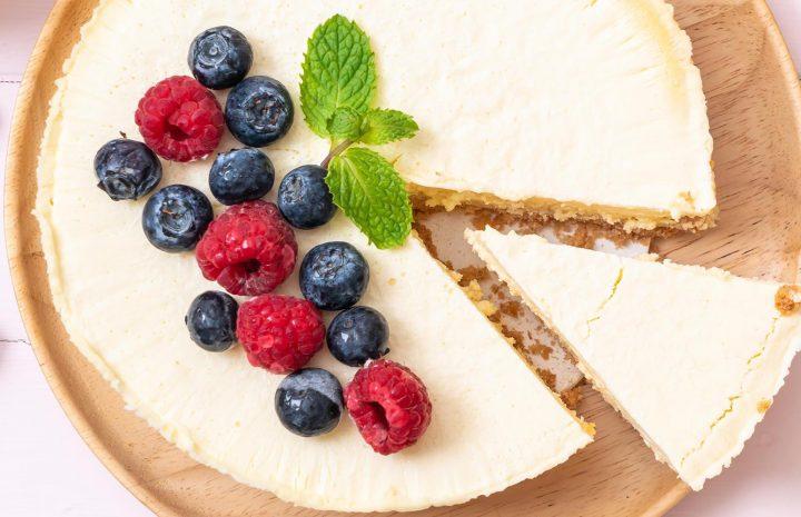 Los diferentes estilos de cheesecake